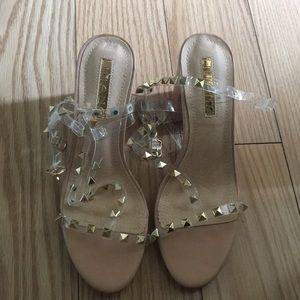 Lulus low heels size 7.5